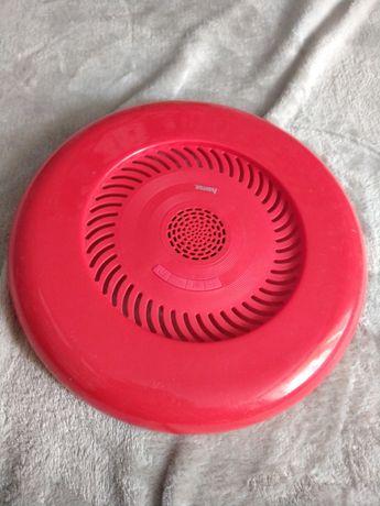 Głośnik Bluetooth HAMA Flying Sound Disc Czerwony