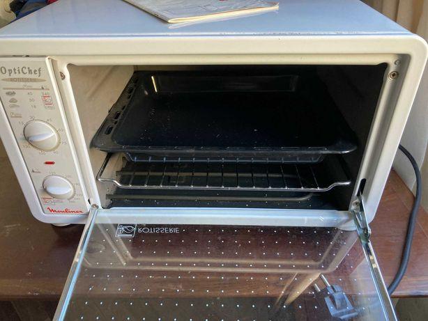Mini forno elétrico Moulinex