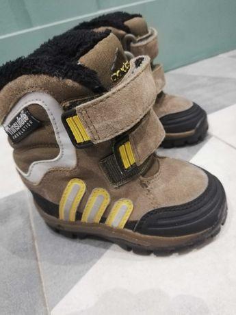 Śniegowce adidas Thinsulate chłopięce 20