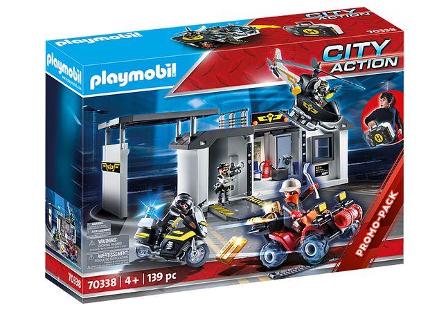 Playmobil 70338 Forças Especiais - NOVO