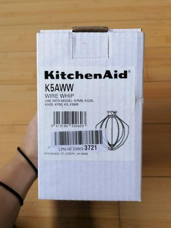 Kitchen aid mixer peça para bater