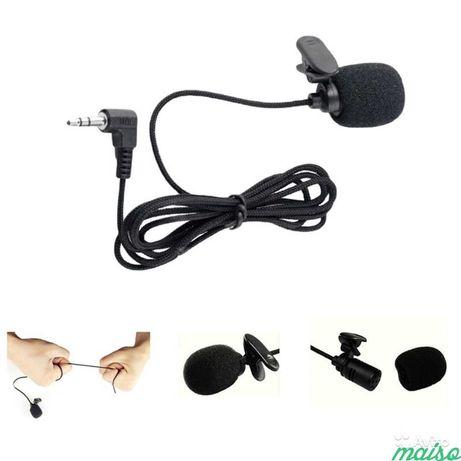 AUX 3.5 MM Mic маленький мікрофон петличка