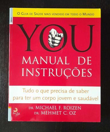 Livro: You - Manual de Instruções