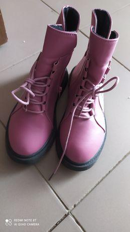 Детские ботинки (продам )