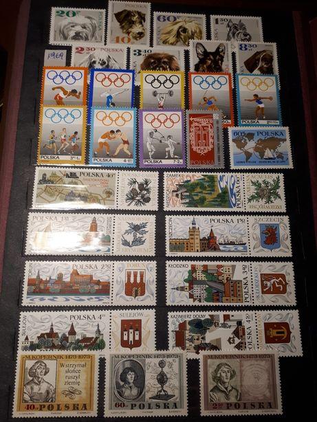 Znaczki pocztowe 1969