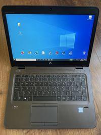 "Laptop HP ZBook 14u G4 i7-7500U/16GB/256SSD/14,1""FHD/SC/Win10"