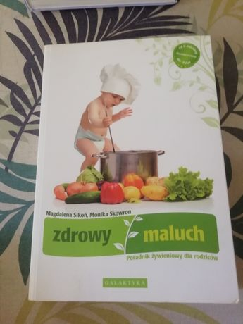 Sprzedam książke zdrowy maluch