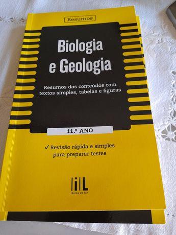 Resumos de Biologia e Geologia - 11o Ano.