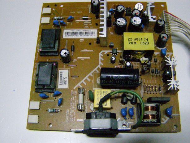 Dell E193FPp--разборка