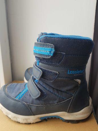 Зимові чобітки для хлопчика  Lassie Reima р. 31