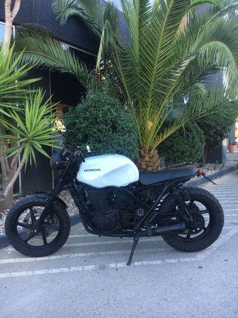 Honda CB 500 café racer