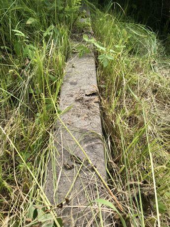Опора залізо-бетонна 9,5м
