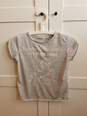 T shirt H&M dla dziewczynki