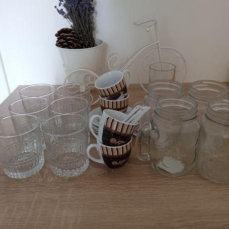 Zestaw szklanek do napojów