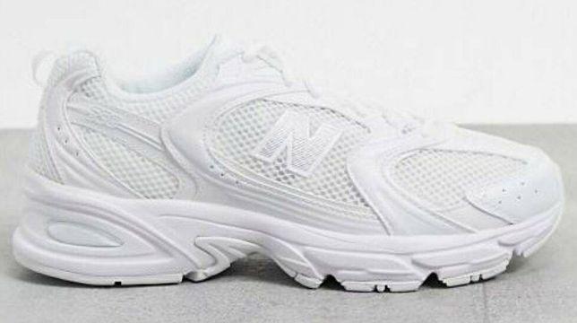 Кроссовки белые NB-530 White new balance в наличии