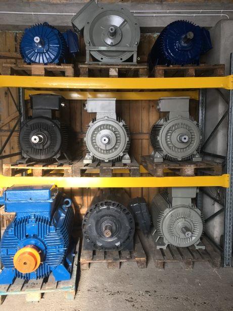 Silnik elektryczny 22;30;37;45;55;75;90;110;132;160;250 kW