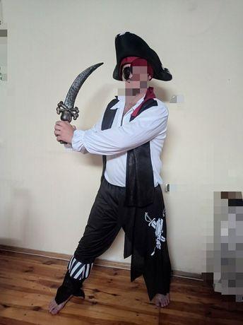 Мужской маскарадный карнавальный костюм Пирата наряд для аниматора ХЛ