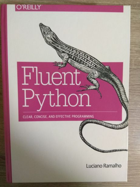 Fluent Python, Luciano Ramalho