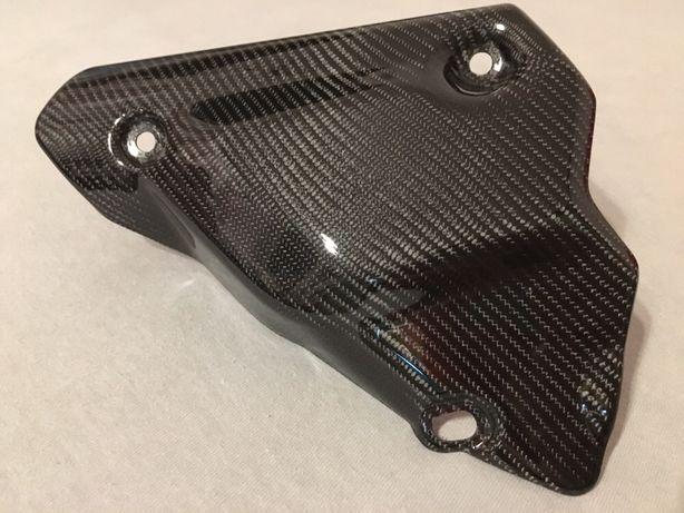 Osłona wydechu Ducati carbon 848, 1098, 1198
