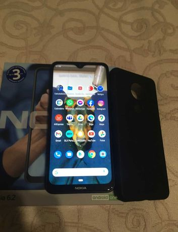 Nokia 6.2 Android One Impecável