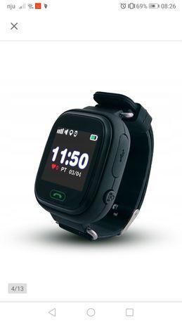 Smartwatch Dla Dzieci CALMEAN Zegarek+GPS+WiFi STAN IDEALNY