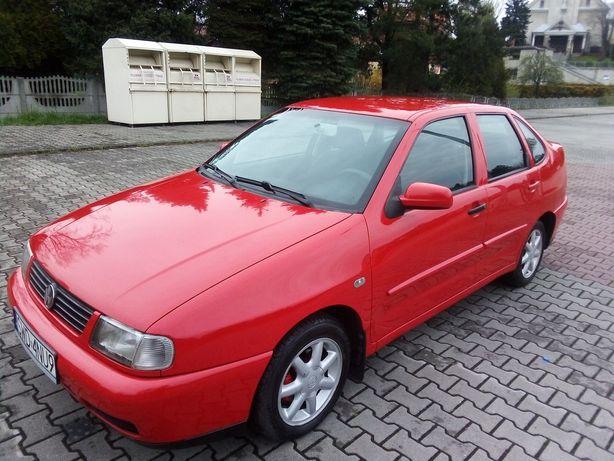 Volkswagen Polo Classic 2000 rok 1.4 MPI Benzyna Wspomaganie kierownic