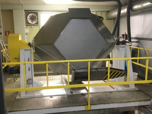 Промышленный смеситель (миксер), общим объемом 2.6 м3
