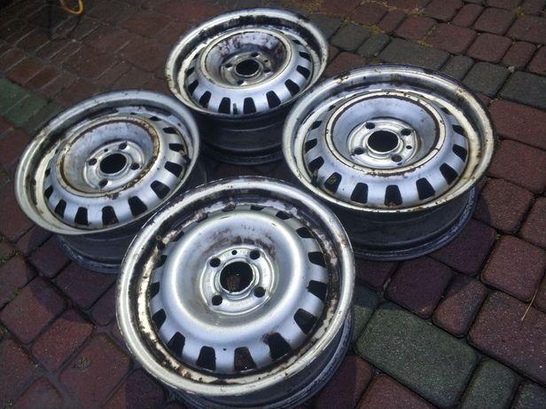 Диски сталеві R14-R15 Opel