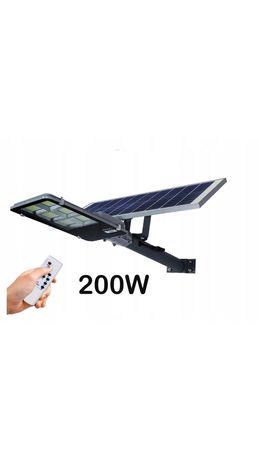 Lampa solarna uliczna 200w