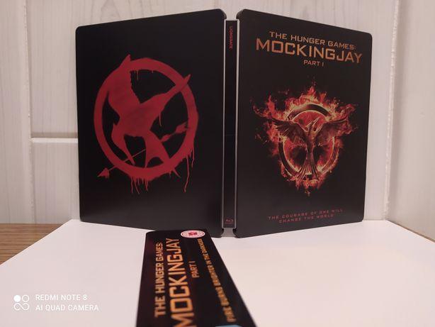 Film Blu-ray Igrzyska śmierci Kosogłos part 1 steelbook
