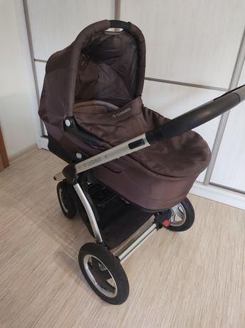 Wózek 3w1 Maxi Cosi Mura. Dużo gratisow