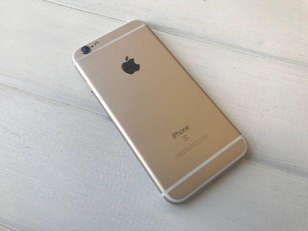 Apple Iphone 6s 16Gb Gold neverlock оригинал, с документами, телефон