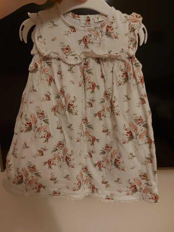 Sukienka newbie 86 piórka