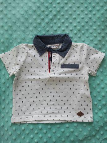 Bluzka Cocodrillo 62 z krótkim rękawkiem