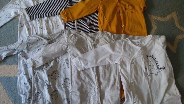 Pajacyki piżamki Sinsay 74/80