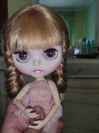 Кукла лялька Блайз перероблена