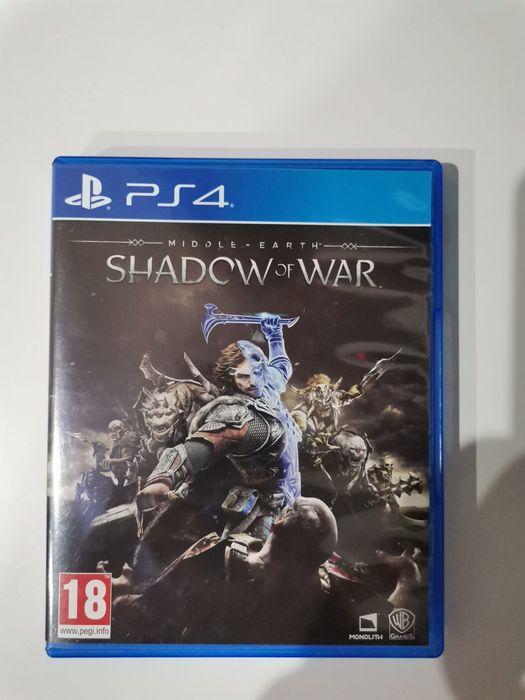 Shadow of War PS4 Grudziądz - image 1
