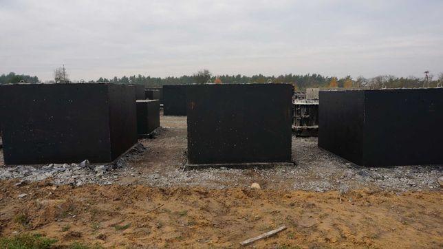 Betonowy zbiornik na gnojowicę gnojówkę 12m3 12 kubików