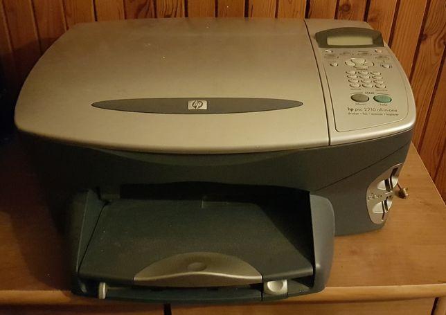 Drukarka skaner urządzenie wielofunkcyjne HP PSC 2210