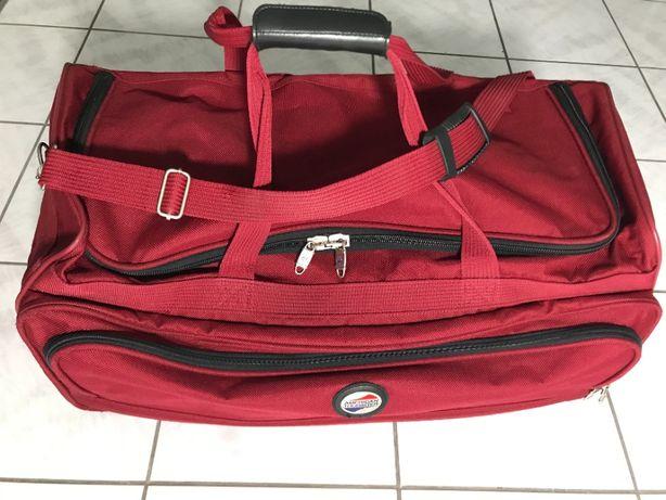 Torba podróżna na kółkach walizka American Tourister