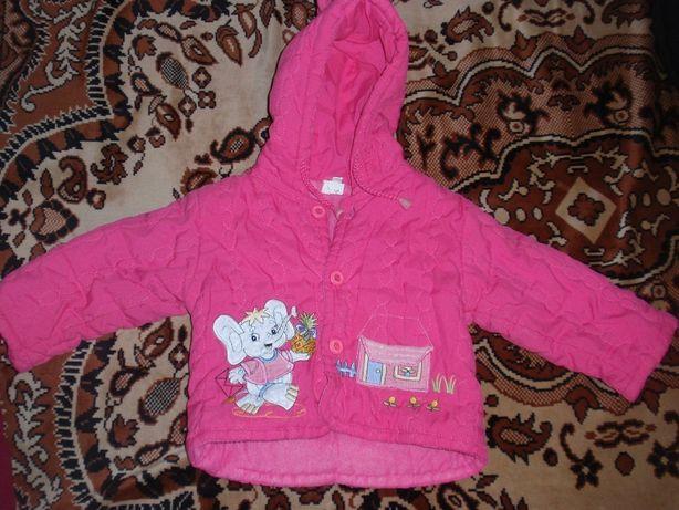Куртка на дівчинку xxl
