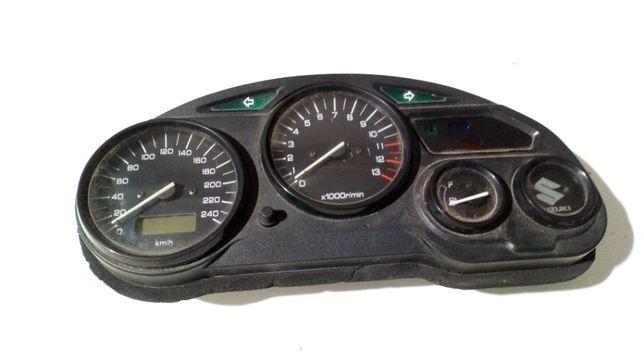 Suzuki GSX 600 F GSX-F 600 licznik ZEGARY obrotomierz wysyłka