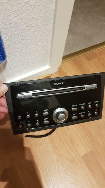 Radio sony MP3 ford mondeo MK 3 2005 rok