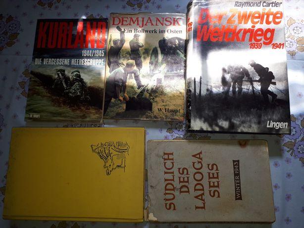 Stare niemieckie książki
