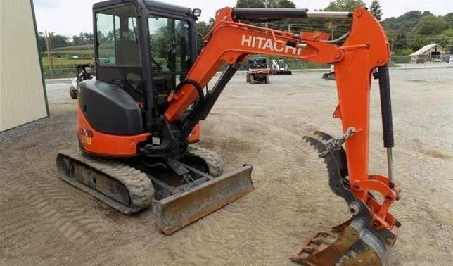 Giratoria Hitachi Zx