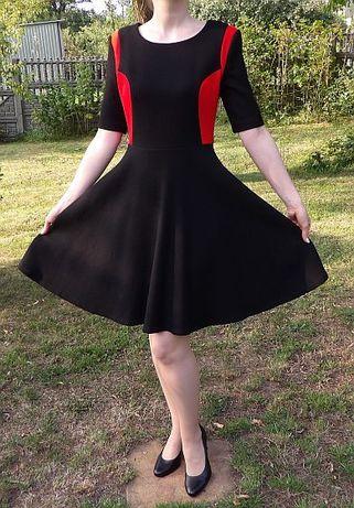 Orsay sukienka rozkloszowana L 40