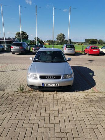 Audi A3 8l 1.6 benzyna + LPG