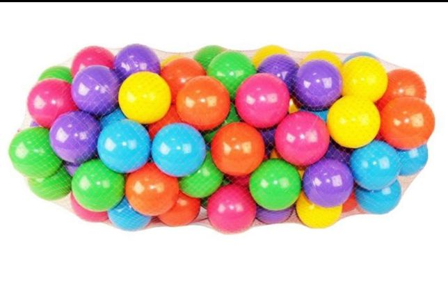 Шарики, шары, мячики для сухого бассейна