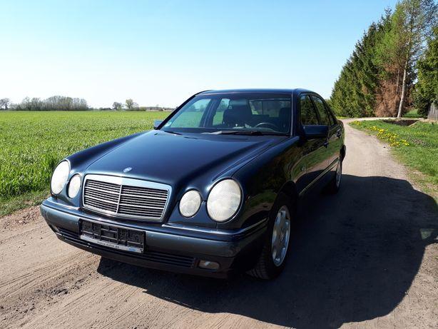 CZĘŚCI Mercedes W210