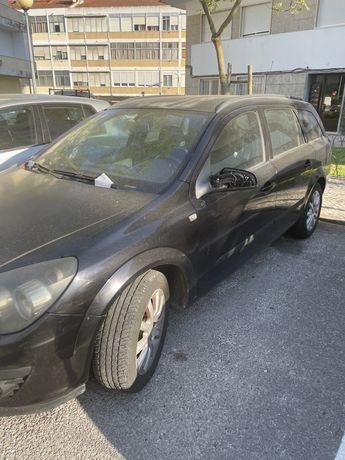 Opel astra 1.7 cdti ano 2005 avariada